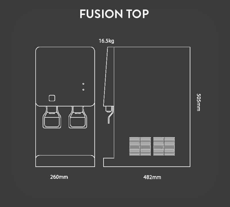 CUCKOO FUSION TOP PURIFIER 3